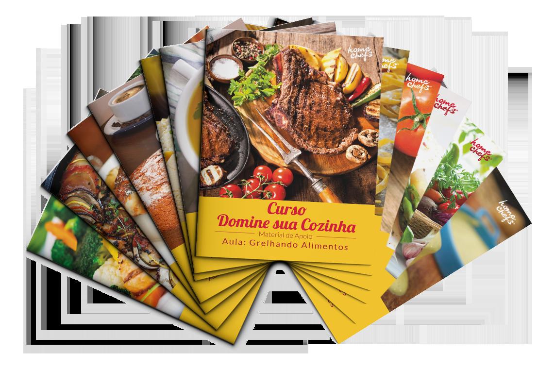 Domine sua cozinha aprenda t cnicas b sicas da culin ria for Tecnicas basicas culinarias